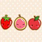 Memória das frutas