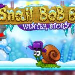 Snail Bob Winter Story
