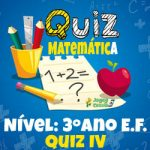Matemática – 3º Ano EF – 04