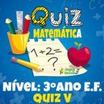 Matemática – 3º Ano EF – 05