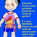 Adivinhe as partes do corpo
