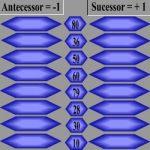 Antecessor e sucessor