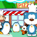 Blue Bear pizza