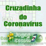 Cruzadinha do Coronavírus