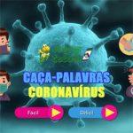 Caca-palavras Coronavírus I