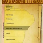 Capitanias hereditárias II