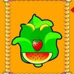 Cara de fruta