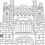 Colorir castelo