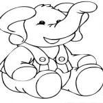 Colorir elefante