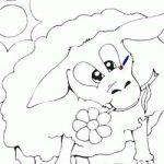 Colorir ovelha