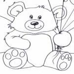 Colorir urso
