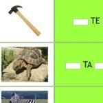 Completar Sílabas Faltantes II + Alfabeto