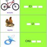 Completar Sílabas Faltantes II – Com Palavra + Alfabeto