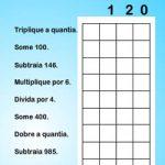 Desafios matemáticos