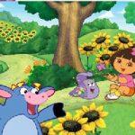 Encontre as diferença Dora