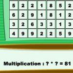 Estacão da multiplicação