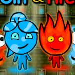 Fire boy and water girl V