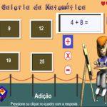 Galeria das operações matemáticas