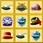 Memória dos chapéus