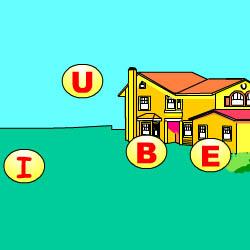 Jogo das vogais I