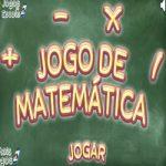 Jogo de matemática I