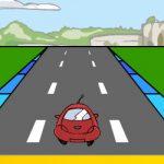 Kazé na estrada