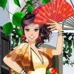 Lolita dancing girl
