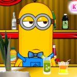 Minions bartender