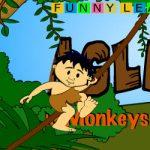 Subtração dos macacos