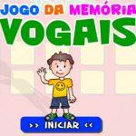 Memória das vogais