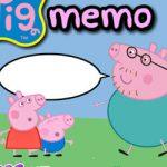 Memória da Pepa Pig