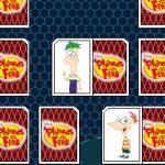 Memória Phineas e Ferbs