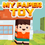 My paper toy