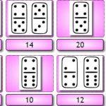 Números dominó – 20