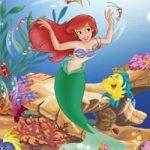 Objetos escondidos da Ariel