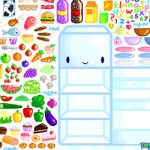 Organize a geladeira