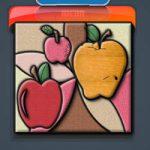Quebra-cabeça das frutas