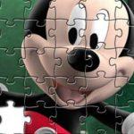 Quebra-cabeça do Mickey