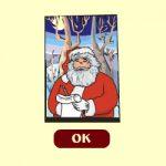 Quebra-cabeça do Papai Noel