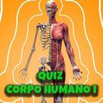 Quiz Corpo Humano I