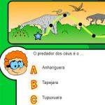 Quiz dinossauros brasileiros