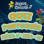 Quiz português 9º ano III