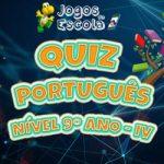 Quiz português 9º ano IV