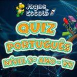 Quiz português 9º ano VII