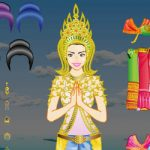 Roupas da Thai