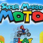 Super Mário moto