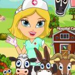 Veterinária da fazenda