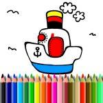 Colorir o navio