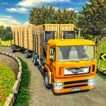Euro Cargo Transporter Truck Driver Simulator