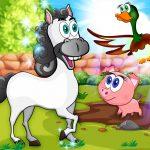 Aprendendo com animais da fazenda